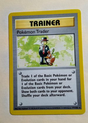 MINT Pokemon Trader Trainer 77 102 for Sale in Fenton, MO