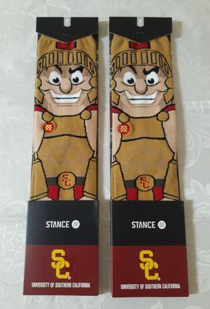 Men's / University of Southern California / USC Trojans / Tommy Trojan / Stance Socks for Sale in Chula Vista, CA