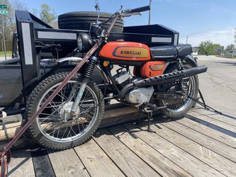 1971 kawasaki 100 cc G3TR-A for Sale in Houston, TX