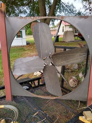 """48"""" exhaust fan Reduced price! for Sale in Simpsonville, SC"""