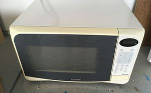 XLarge Sharp Microwave for Sale in San Luis Obispo, CA