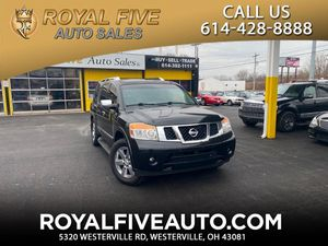 2010 Nissan Armada for Sale in Westerville, OH