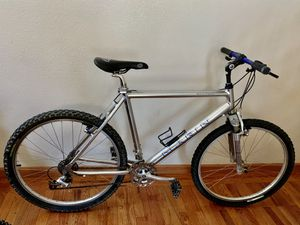 """Marin Nail Trail Aluminum Awarded Bike of the Year 20 1/2"""" Frame Like New Condition 26""""Wheels Made in USA for Sale in Las Vegas, NV"""