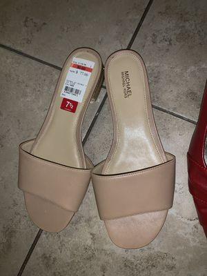 Michael Kors sandal 👡 size 71/2 new for Sale in Cutler Bay, FL