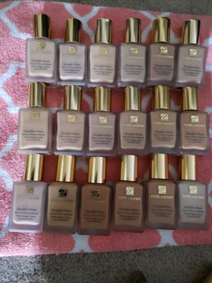 ESTEE LAUDER DOUBLE WEAR FOUNDATIONS for Sale in City of Industry, CA