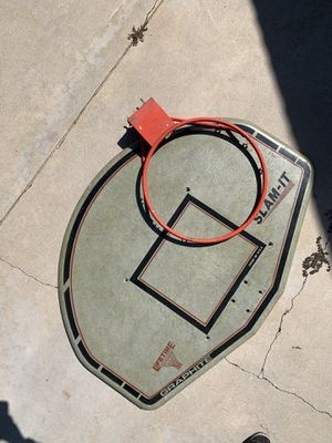 Mounted Basketball hoop for Sale in Riverside, CA