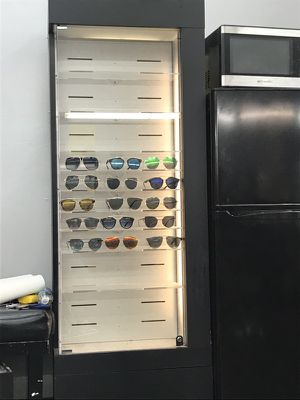 Glasses stand with storage for Sale in Miami, FL