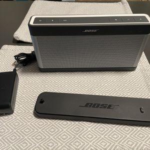 Bose Soundlink III for Sale in Seattle, WA