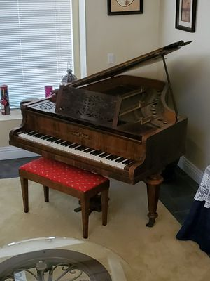 Working Grand Piano for Sale in Yorba Linda, CA