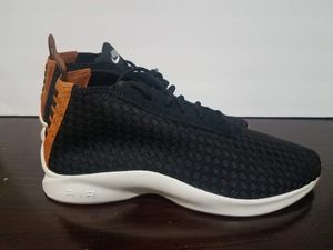 Size 11 New Nike Air Men's Woven Boot Snakeskin Leather Shoes for Sale in Germantown, MD