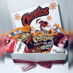 Hot Cheetos gift Set for Sale in Phoenix, AZ