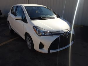 2017 Toyota Yaris. Clean Title. Clean Carfax. Perfect car for uber for Sale in Dallas, TX