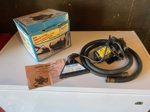 Mini Vac Household Pump with Pud-L-Scoop for Sale in Pekin, IL