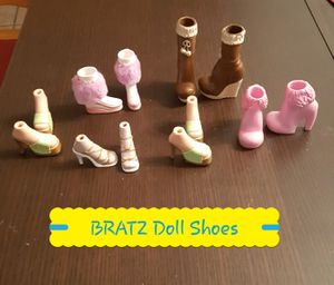 BRATZ Shoes Lot of 6 pairs for Sale in City of Industry, CA