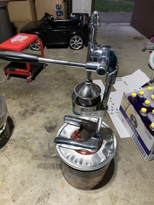 Juice process for Sale in Hickory Hills, IL