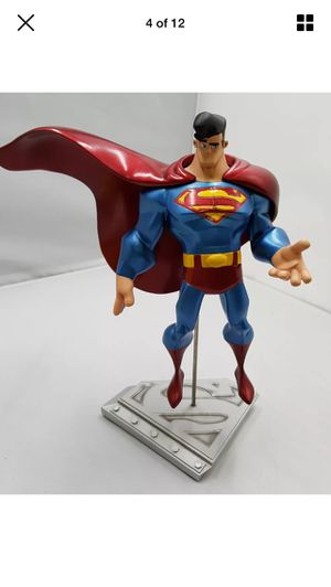 SUPERMAN MAN OF STEEL STATUE BY SEAN CHEEKS GALLOWAY Dc Collectibles for Sale in Scottsdale, AZ