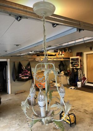 Pottery barn chandelier for Sale in Gig Harbor, WA