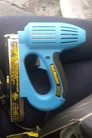 electric Brad nail gun et100 for Sale in Seattle, WA