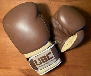 UBC Boxing Gloves 16oz NEW and Exclusive for Sale in Lenexa, KS
