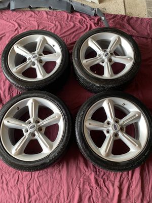 18 in Mustang Rims for Sale in Elgin, IL