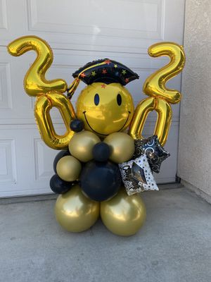 Graduation balloons for Sale in Fresno, CA