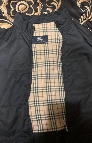 Burberry Black Vest for Sale in Ellenwood, GA
