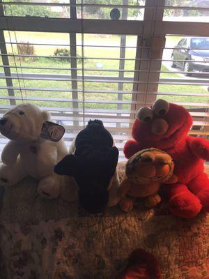 Stuffed animals for Sale in Cape Coral, FL