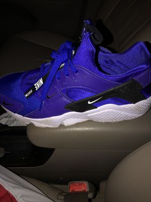 Purple Huaraches (11.5) for Sale in Monroe, LA