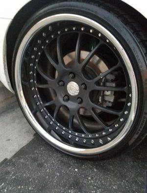 Iforged 3pc alloys for Sale in View Park-Windsor Hills, CA