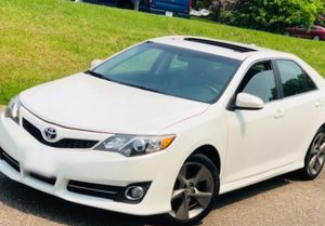 For sale ² ⁰ ¹ ² Toyota Camry SE.Great Shape for Sale in Jersey City, NJ