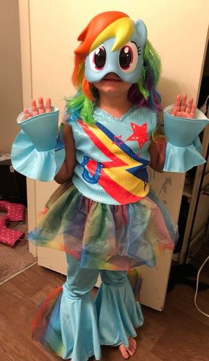 my little pony halloween costume for girl for Sale in San Diego, CA