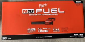 Milwaukee M18 Blower for Sale in Frederick, MD