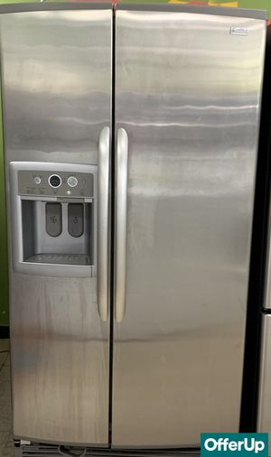 🚀🚀🚀Side by Side Refrigerator Fridge Kenmore With Icemaker #767🚀🚀🚀 for Sale in Orlando, FL