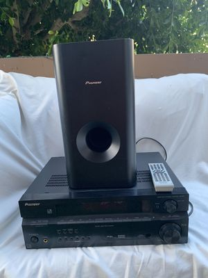 Pioneer Audio Receiver for Sale in Torrance, CA