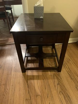 End table(Brown) for Sale in Tampa, FL