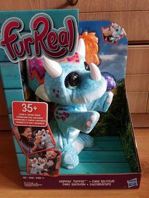Fur Real hoppin topper dinosaur for Sale in Glendale, CA
