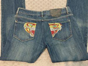 Like new Ed Hardy by Christian Audigier jeans. Sz 29, for Sale in Las Vegas, NV
