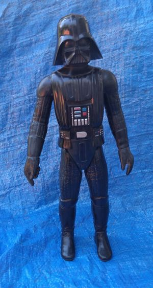 """Star Wars 1978 Darth Vader 12"""" Scale Action Figure Vintage Kenner Collectible for Sale in Pasadena, CA"""