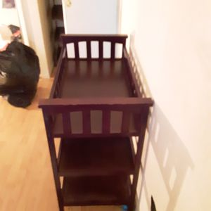 Baby changing table... $20 obo for Sale in Port Richey, FL