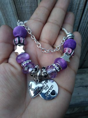 You are my person -you&me (Pandora style) charm bracelet for Sale in Spring, TX
