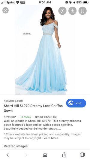Sherri Hill Prom Dress Size 00 for Sale in South Jordan, UT