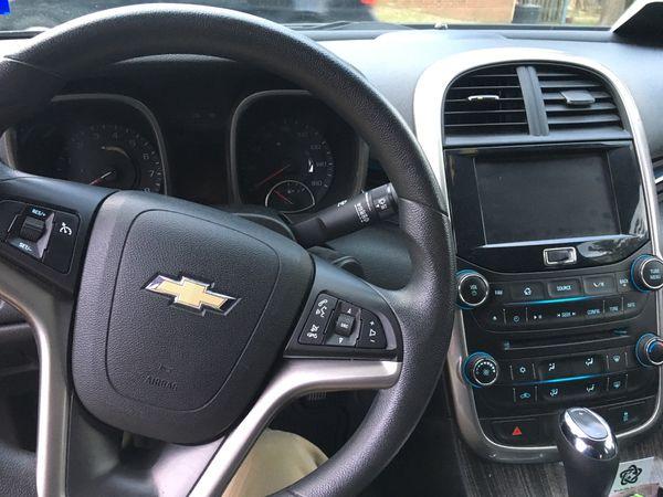 Chevrolet Malibu 2014 eco