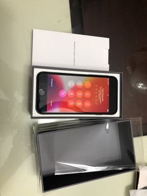 iPhone 8 unlocked with confirmation email from AT&T for Sale in Alexandria, VA