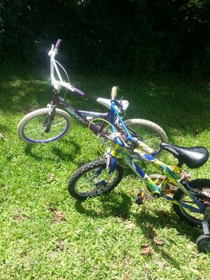 , kids bikes and bike rack for Sale in Atlanta, GA