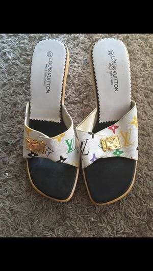 Louis Vuitton Shoes Size 10. Only Worn Once. for Sale in St. Louis, MO
