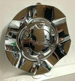 AKUZA Custom Chrome Center Cap AK-360 S501-10 Wheel Rim Hubcap Cover (1 CENTER CAP) for Sale in Phoenix, AZ