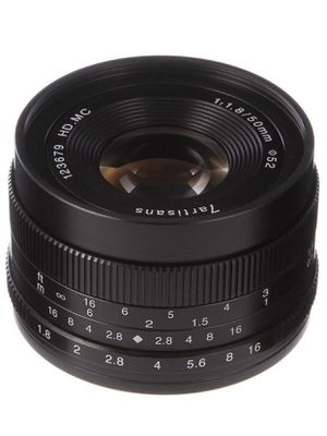 7artisans 50mm F1.8 Emount manual lens for Sale in Norco, CA