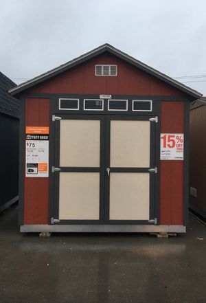 (6523) Tuff Shed TR800 10x12 was $4.768 now $4,053 for Sale in Porter, TX