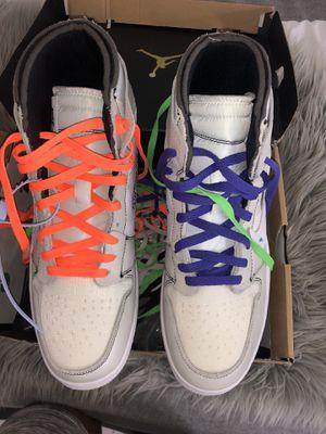Air Jordan Nike x off white size 12 for Sale in Miami, FL
