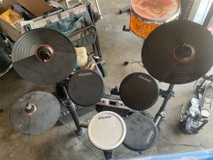 Carlsbro electric drum set for Sale in Los Angeles, CA